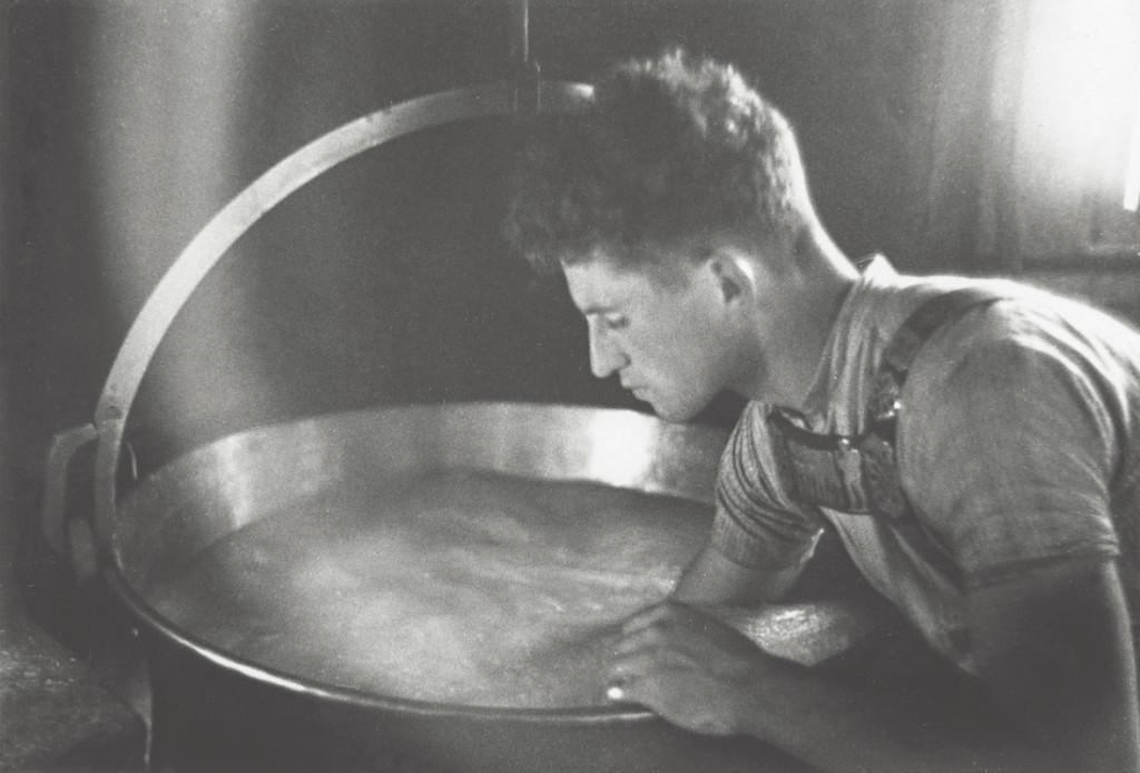 Röbi Diem, Urnäsch 1943